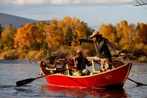 Guided Fly Fishing Trips in Montana